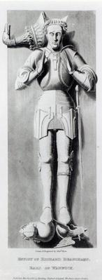Effigy of Richard Beauchamp, Earl of Warwick