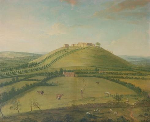 Hoghton Tower, 18th century