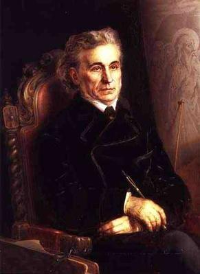 Portrait of Fjodor Bruni