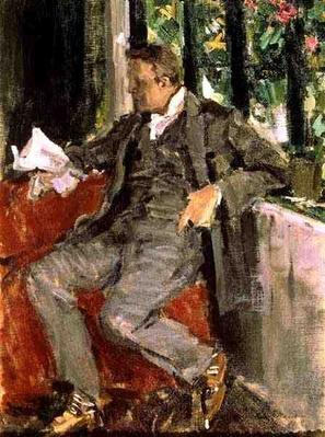Portrait of Feodor Ivanovich Chaliapin