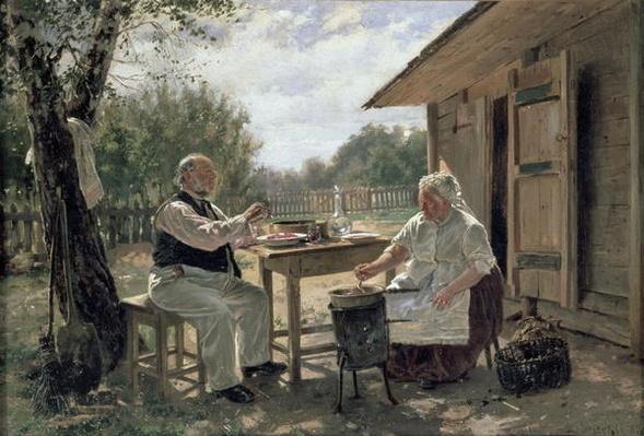 Making Jam, 1876