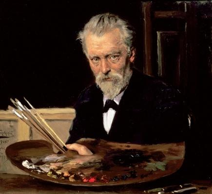 Self portrait, 1905