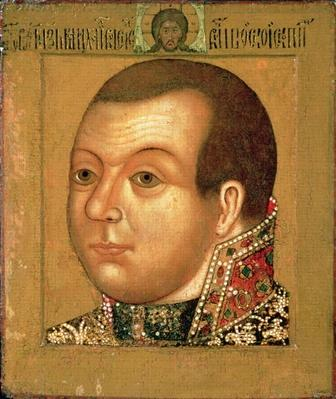 Prince M. V. Skopin-Shuyski