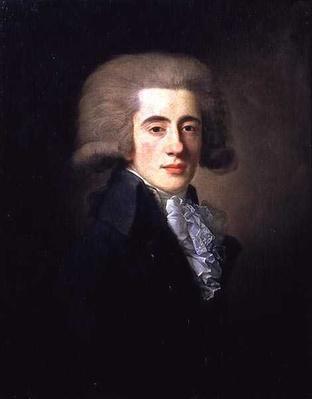 Portrait of the Vice-Chancellor Nikita Panin