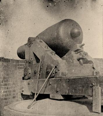 "The Confederate Gun ""Jeff Davis"" | Ken Burns: The Civil War"