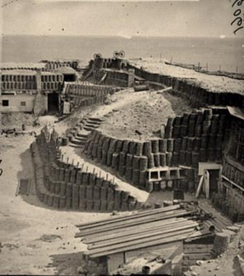 Interior Of Fort Sumter | Ken Burns: The Civil War