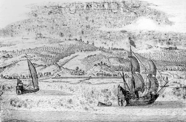 View of Panama