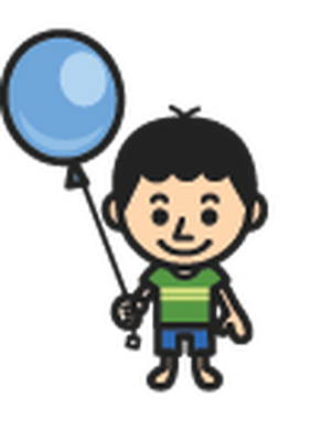 Boy Character Various Poses | Clipart
