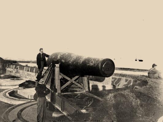 "The ""Lincoln Gun"" | Ken Burns: The Civil War"