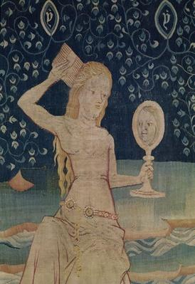 The Whore of Babylon, number 64 from 'The Apocalypse of Angers', 1373-1387