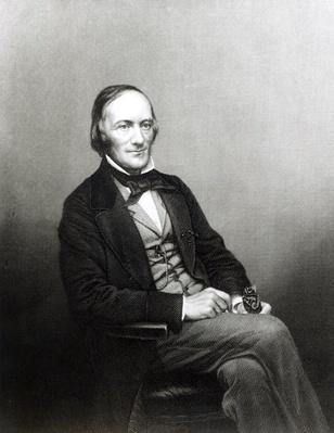 Portrait of Sir Richard Owen