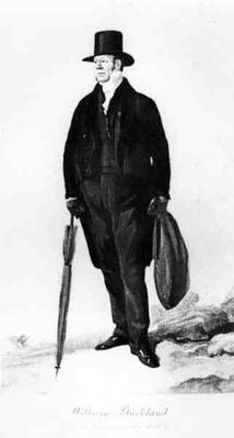 Portrait of William Buckland
