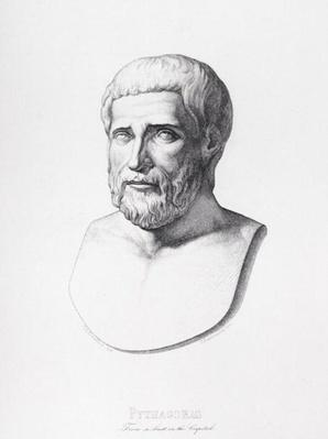 Portrait of Pythagoras
