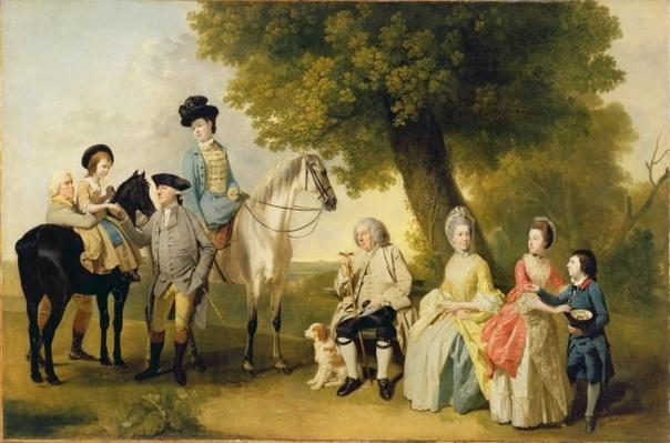 The Drummond Family, c.1769