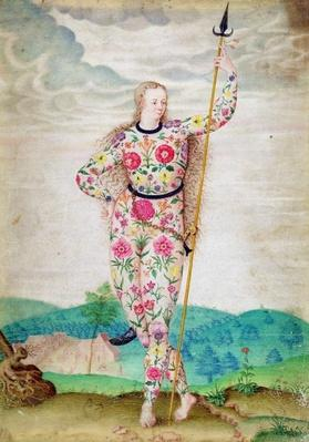 A Young Daughter of the Picts, c.1585