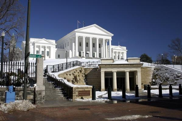 Virginia's Capitol Building | Famous American Architecture