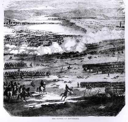 The Battle of Austerlitz, 2 December 1805