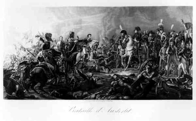 The Battle of Austerlitz: General Rapp, Governor of Dantzig