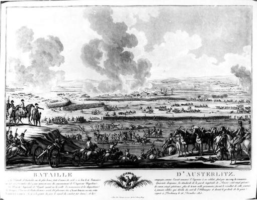 The Battle of Austerlitz, 2 December 1805