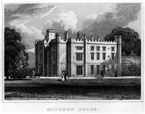 Hunsdon House, Hertfordshire