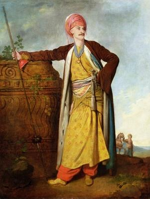 Portrait of an Armenian, 1771