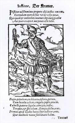 The Pedlar, published by Hartman Schopper