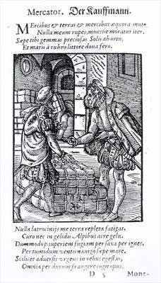 The Merchant, published by Hartman Schopper