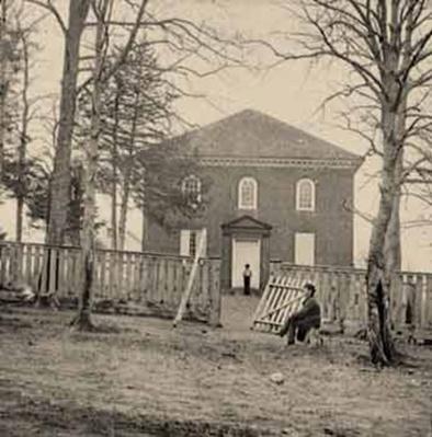 The Falls Church, Confederate Winter Quarters | Ken Burns: The Civil War