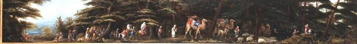 Flight into Egypt, 19th century