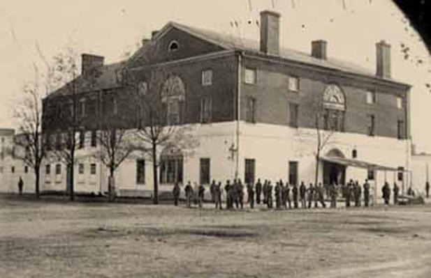 The Old Capitol Prison, Washington DC | Ken Burns: The Civil War
