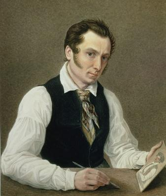 Self Portrait in Peter Prison, 1836