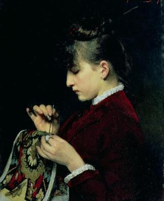Handicraft, 1887