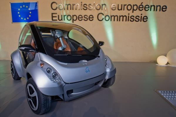 Hiriko Electric Car Is Launched At The European Motor Show | Evolution of the Automobile