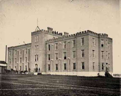 Hospital For Federal Officers | Ken Burns: The Civil War