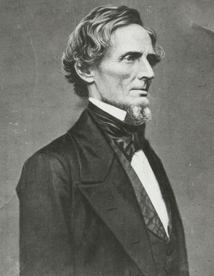 Jefferson Davis, President of the Confederate States | Ken Burns: The Civil War