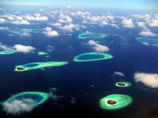 Maldives Islands | Earth's Surface