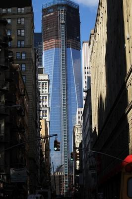 New Estimates Make One World Trade Center World's Most Expensive Office Bldg | Human Impact on the Physical Environment | Geography