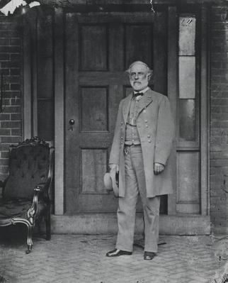 Confederate General Robert E. Lee | Ken Burns: The Civil War
