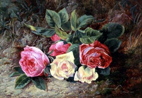 Roses, 1865