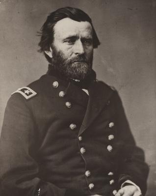 Ulysses S. Grant, 1863 | Ken Burns: The Civil War