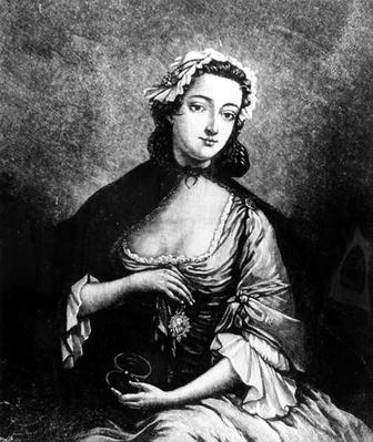 Portrait of Flora Macdonald