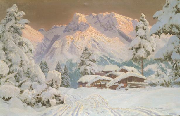 Hocheisgruppe, Austria