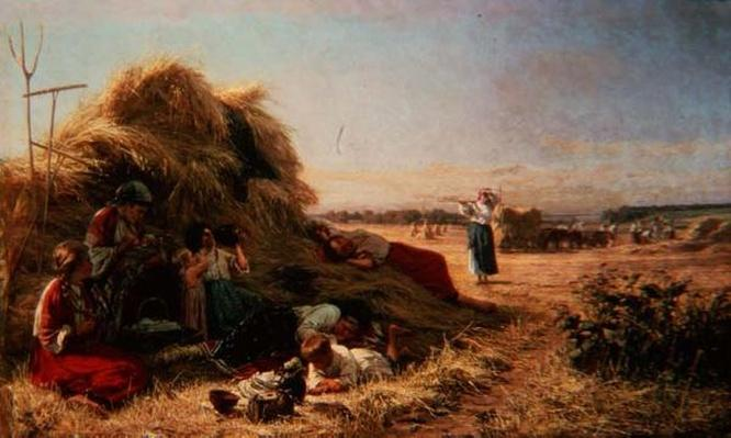 Work in the Fields