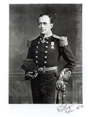 Portrait of Captain Robert Falcon Scott