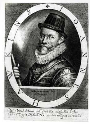Portrait of John Hawkins