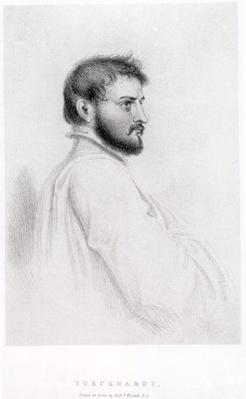 Portrait of Johann Ludwig Burckhardt