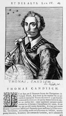 Portrait of Thomas Cavendish