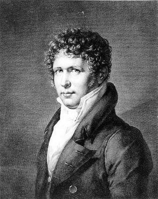 Portrait of Friedrich Heinrich Alexander, Baron von Humboldt