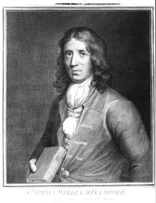 Portrait of Captain William Dampier