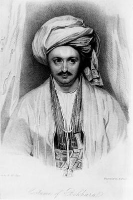 Portrait of Sir Alexander Burnes